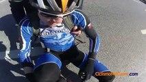 Camion investe ciclista, Il Video che sta facendo il giro del web