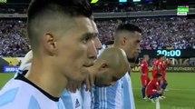 Copa America - Le penalty raté de Lionel Messi