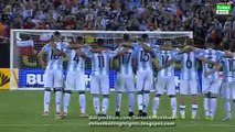 All Penalties & Goals HD - Argentina 0-0 (2_4 PK) Chile _ Copa America Centenari