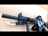 """99% Fully Upgraded """"Tactical"""" Smith & Wesson M&P AR-15-22 Mr.Homicide - NEW 2012 (Update)"""