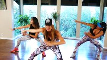 Fat Burning Dance Workout   Beginners Cardio for Weight Loss, Hip Hop Fun at Home Exercise Routine