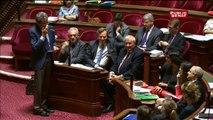 Loi travail : Quand la droite sénatoriale salue « le courage et les compétences » de Myriam El Khomri