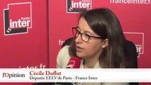Cécile Duflot - NDDL : « Je continue à soutenir les opposants à l'aéroport »