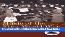 Download Music of the First World War (American History Through Music)  Ebook Online