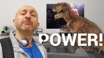 Power! #110 : vidéoprojection laser et réalité augmentée !