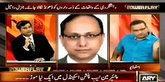 I have information that PM will be very aggressive when he will come back to Pakistan - Rauf Klasra - Pakistani Talk Shows