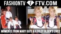 Moments From Mary Kate & Ashley Olsen's Lives | FTV.com