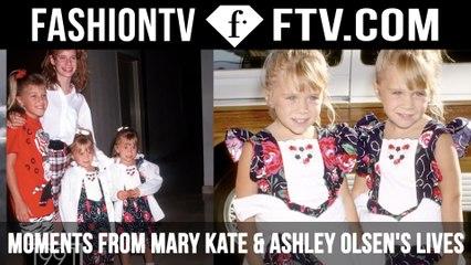 Moments From Mary Kate & Ashley Olsen's Lives   FTV.com