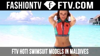 FTV HOT! Swimsuit Models in Maldives   FTV.com