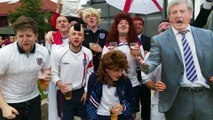 Foot - Euro - ANG : le chant n°2 des supporters