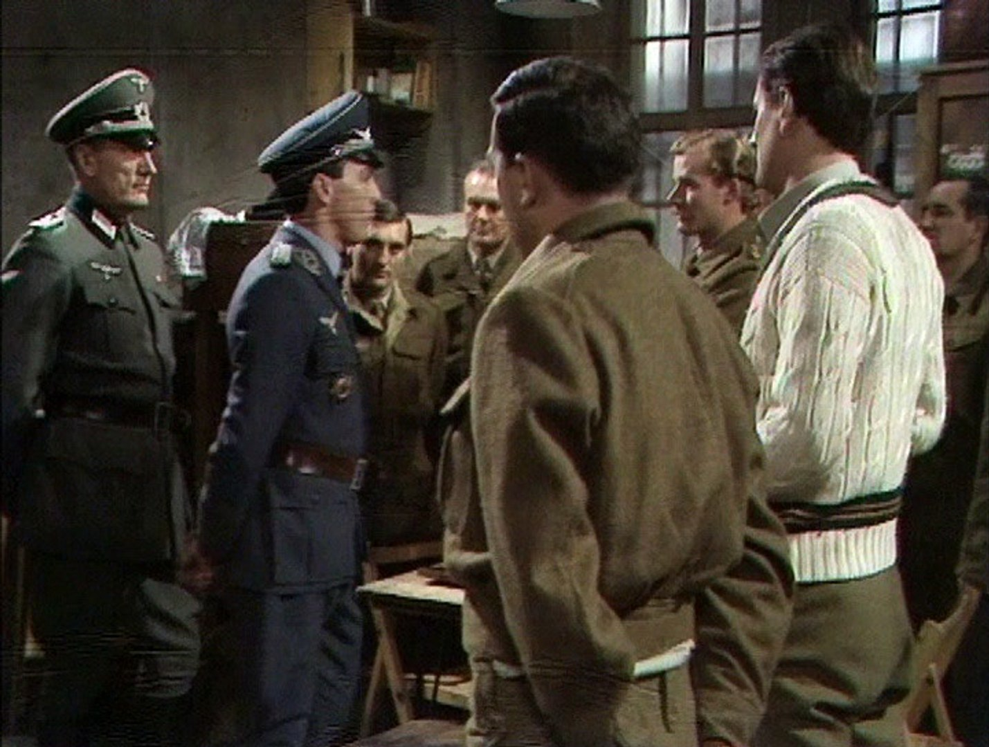 Colditz - TV Series S2, Ep6  -  Ace in the Hole