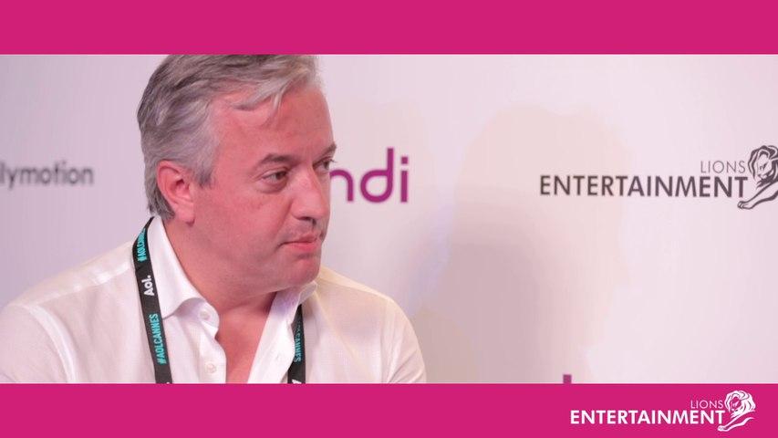 Dominique Delport - Chairman of Vivendi Content and MD at Havas Media Group @ Cannes Lions Entertainment