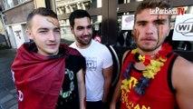 """Euro 2016 à Bruxelles : """"les menaces d'attentats c'est notre quotidien"""""""