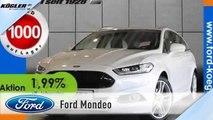 Ford Mondeo Mondeo Turnier 2.0 EcoBoost Titanium/Aut. -20%