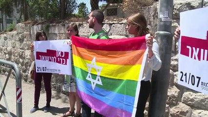 Gay Pride: Lange Haft für jüdischen Extremisten