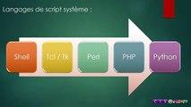 Formation a l'integration video 12 - presentation plus globale des langages