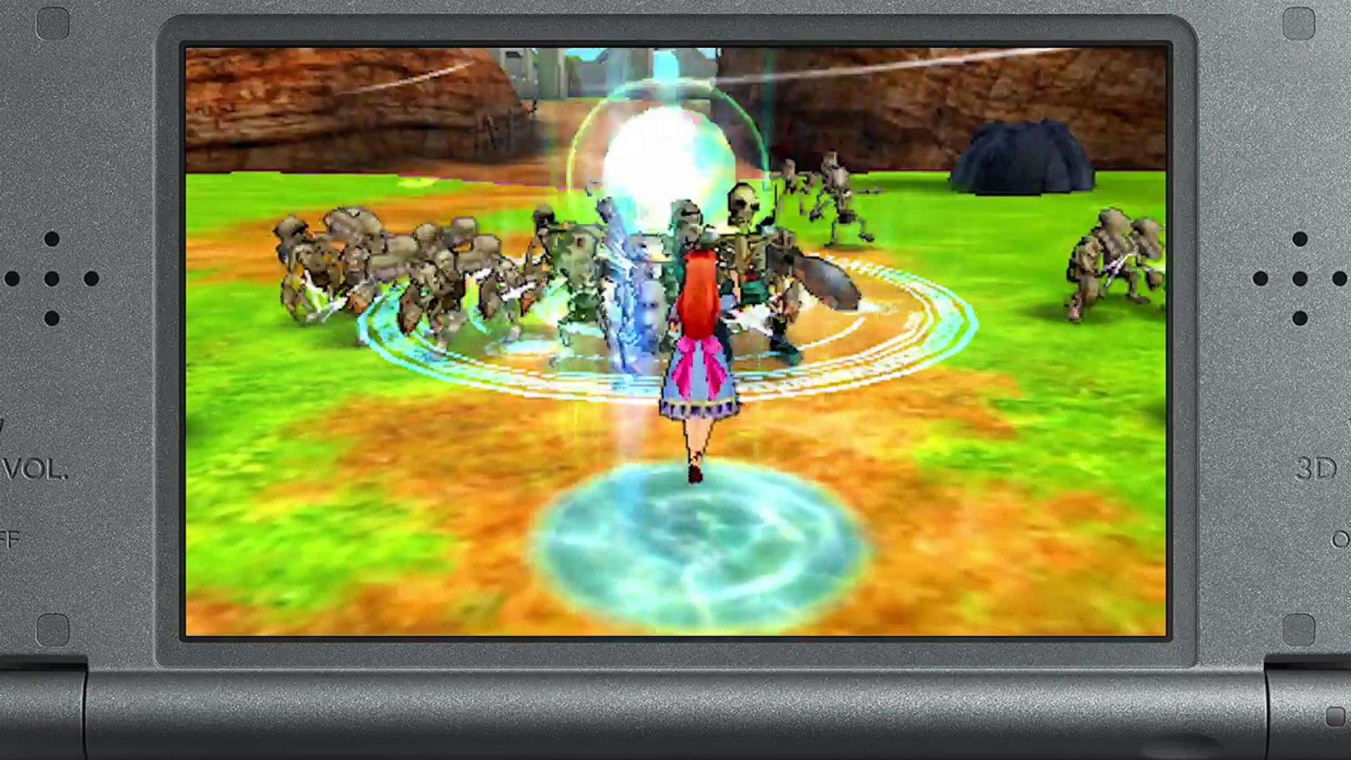 Hyrule Warriors Legends Link S Awakening Pack Dlc Trailer Video Dailymotion