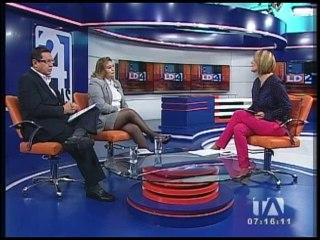 Entrevista a Paulina Mogroviejo y Santiago Guarderas
