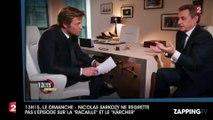 """Nicolas Sarkozy ne regrette pas l'épisode sur la """"racaille"""" et le """"kärcher"""" (vidéo)"""
