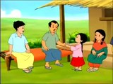 Going to School Together -- Meena Moral Stories -- Educational Cartoon