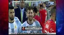 Lionel Messi anunció que se retira de la selección Argentina
