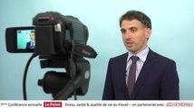 Frédéric Guzy, Conseiller Entreprises, Santé au travail, Ministère du Travail, de l'Emploi, de la Formation Professionnelle et du Dialogue Social