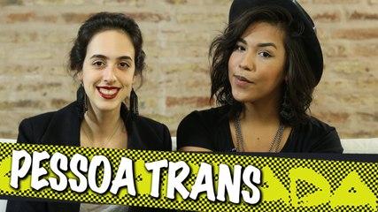 Pessoa trans - com Ana Maria | Encalacrada