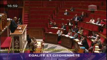 Intervention Philippe Bies - Séance 1 - Egalité Citoyenneté