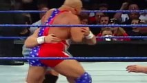 WWE Undertaker & Kurt Angle vs Brock Lesnar & John Cena
