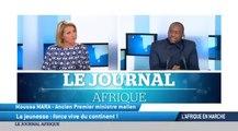 Moussa MARA nous parle de son ouvrage La jeunesse africaine dans l'Afrique en marche sur TV5MONDE