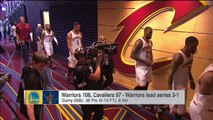 Cleveland Cavaliers go cold, drop Game 4 Cleveland Cavaliers NBA