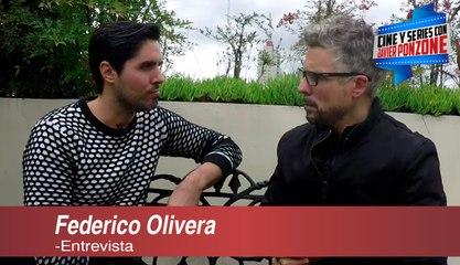 "A solas con Federico Olivera por ""La Casa del Mar"", 2da temporada"