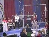 nicole pechanec '07 PA level 10 states exhibition bars