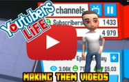 Making Them Videos - Youtubers Life #3