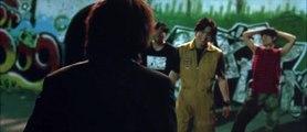 Боевая сцена # 1 - Олдбой / 2003 (Проверяет на улице чему научился за 20 лет)