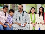 Listen to the views of Amjad Sabri's daughter and wife