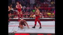 Chris Benoit, William Regal, Tajiri & Rhyno vs. La Resistance, Batista & Ric Flair: Raw, Sept. 6, 2004