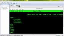 002 Linux Filesystem Hierarchy