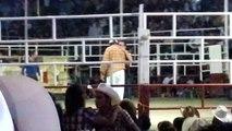Plaza de Toros Santiaguito ' Jul 25 2014. 20 Toros de Memo Ocampo y el show del Chochoko!!!