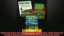FREE DOWNLOAD  Minecraft Curtis the Creeper Bundle unofficial THREE Curtis the Creeper Minecraft  DOWNLOAD ONLINE