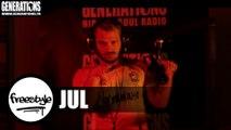 JUL - Freestyle #1 #Emotions (Live des studios de Generations)