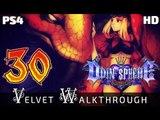 Odin Sphere Leifthrasir Walkthrough Part 30 ((PS4)) Velvet Path - Chapter 2 - English
