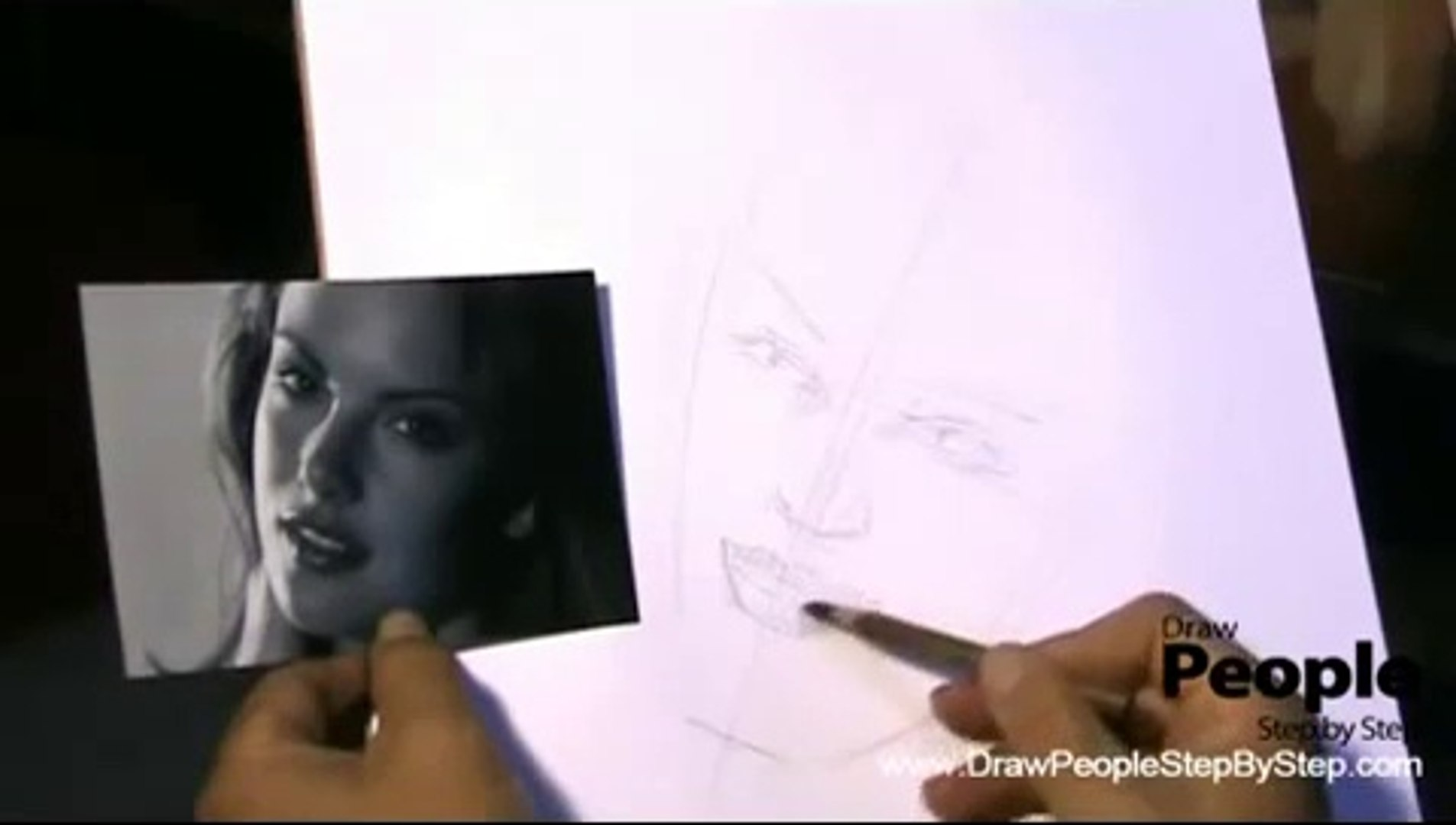 How to Draw Realistic People, Draw Real People