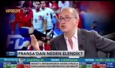 """Fatih Altaylı'dan milli takım eleştirisi. """"Aya roket mi yolluyorsunuz şerefsizler""""..."""