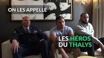 """Pourquoi """"le terrorisme est l'affaire de tous"""", selon les héros du Thalys"""