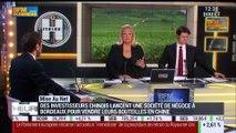 La mise au net: Bordeaux: Les investisseurs chinois veulent commercialiser les bouteilles de vin en Chine - 28/06