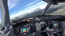 Comment faire atterrir un avion Boeing 737? Voici le guide vidéo LOL