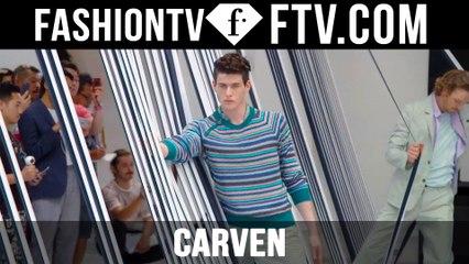 Paris Men Fashion Week Spring/Summer 2017 - Carven   FTV.com