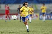 FCB Femení: La internacional brasilera Andressa Alves, primer fitxatge del curs 2016/17