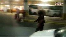 First Footage of Istanbul AtaTurk Airport Attack. Suicide Attack